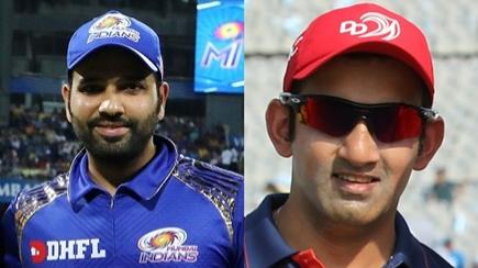 IPL2018: दिल्ली और मुंबई की नज़र पहली जीत पर