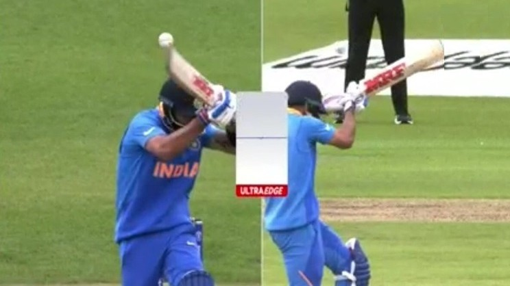 CWC 2019: WATCH- Virat Kohli gifts his wicket to Mohammad Amir; walks despite no edge found in replays
