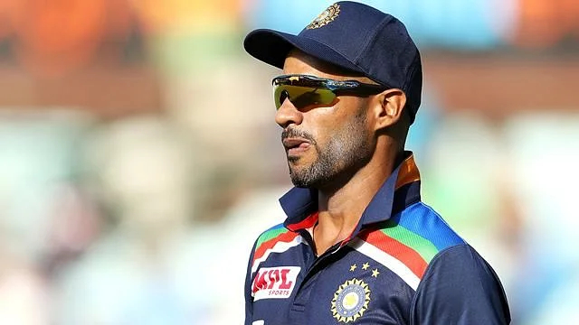 Shikhar Dhawan will captain India in the T20I and ODI series against Sri Lanka | AFP