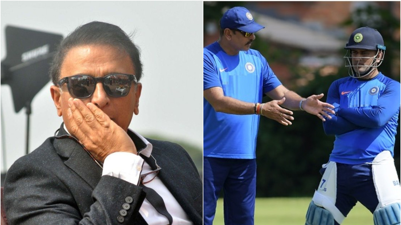 T20 World Cup 2021: Gavaskar calls Dhoni's mentor role a big boost for the team, but prays for no clash with Shastri