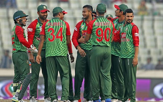 सलामी बल्लेबाज तमीम इकबाल ने जीत का श्रेय निचले क्रम की बल्लेबाज़ी को दिया
