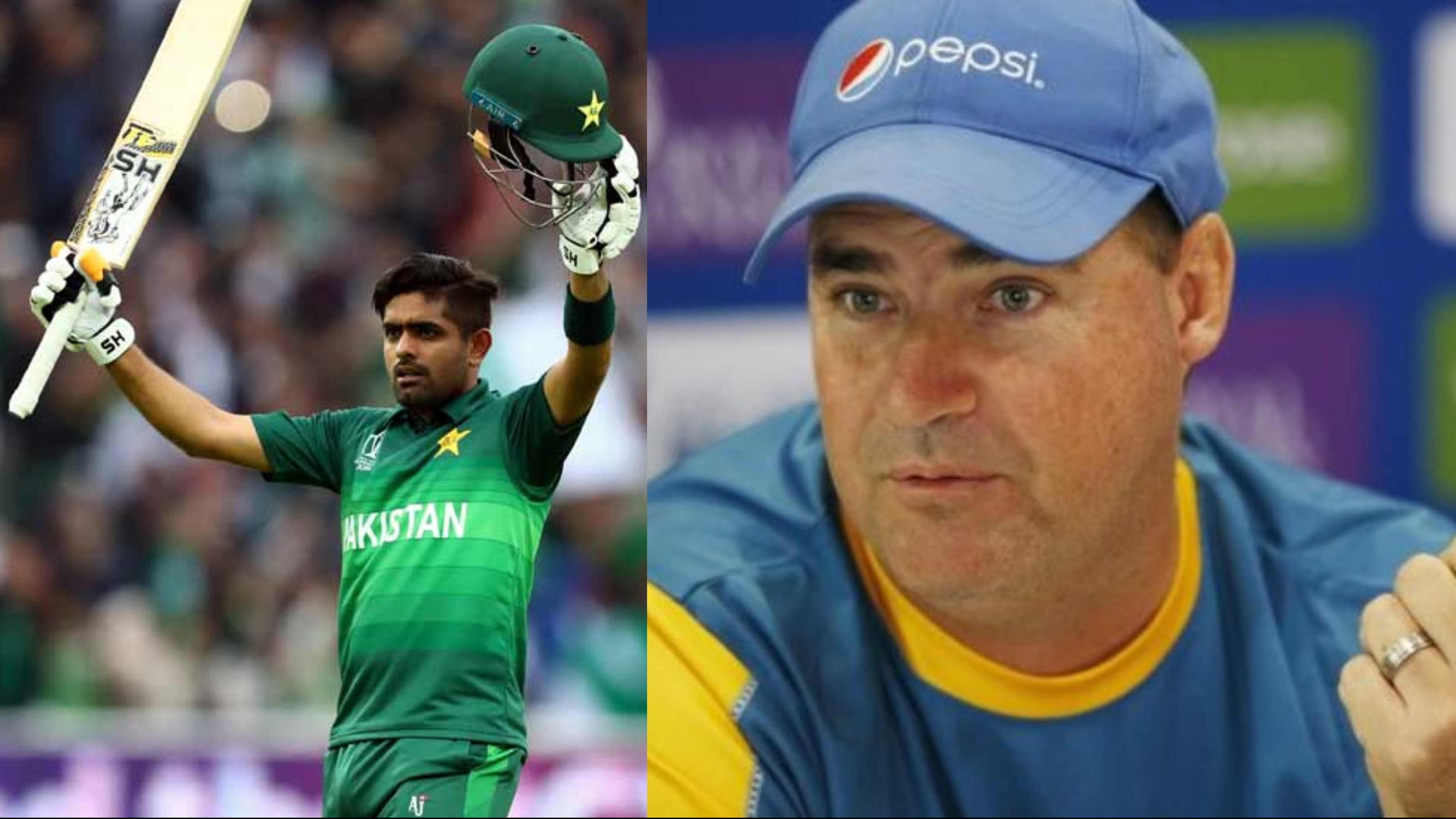 WATCH- Mickey Arthur picks Babar Azam's World Cup century as one of the best ever ODI innings