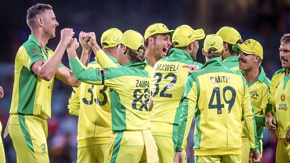 AUS v IND 2020-21: 1st ODI- Zampa, Hazlewood help Australia register emphatic win by 66 runs