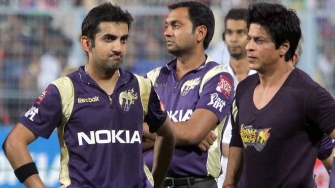 IPL 2018: Shah Rukh Khan opens up about KKR and Gautam Gambhir separation