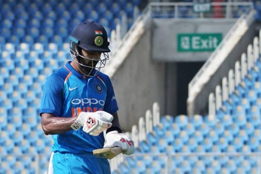 KL Rahul fell for 13 runs in 25 balls for India A | Facebook/Kerala Cricket Association
