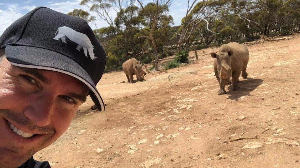 Kevin Pietersen bags a contract with National Geographic on Rhino Conservation Documentary
