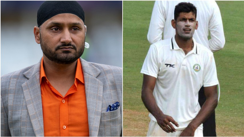 Harbhajan Singh predicts a Test call up soon for spinner Akshay Wakhare after amazing FC performances