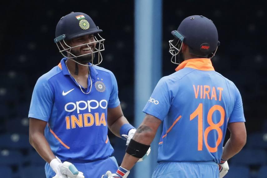 Virat Kohli and Shreyas Iyer have formed a brilliant combination | Getty