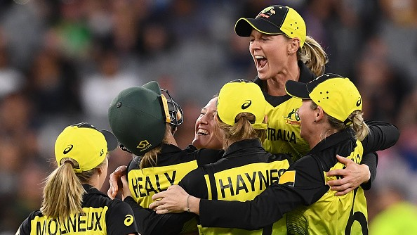 Women's T20WC 2020: Australia lifts T20 trophy for fifth time as Indian batting fails under pressure