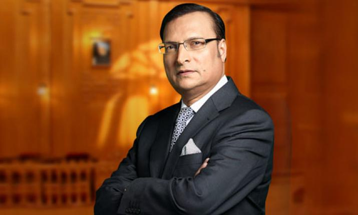 Rajat Sharma (Pic. source: India TV)