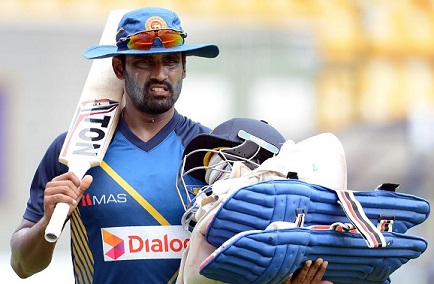 Sri Lanka sack Thisara Perera as white-ball captain