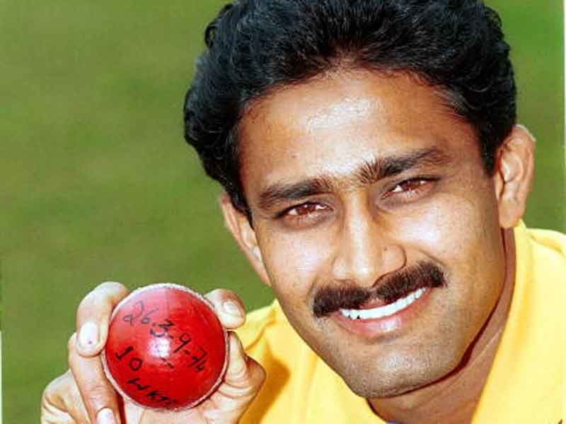 Watch – Anil Kumble talks about his perfect ten against Pakistan on his achievement's 19th anniversary