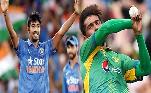 One of the most anticipated battles will be between Bumrah and Amir