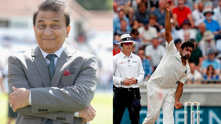 ENG v IND 2018: Sunil Gavaskar explains why R Ashwin is facing a wicket drought after first Test