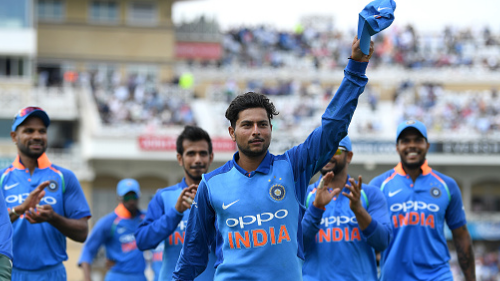 ENG v IND 2018: Twitter in amazement as India crush England in first ODI thanks to Kuldeep and Rohit