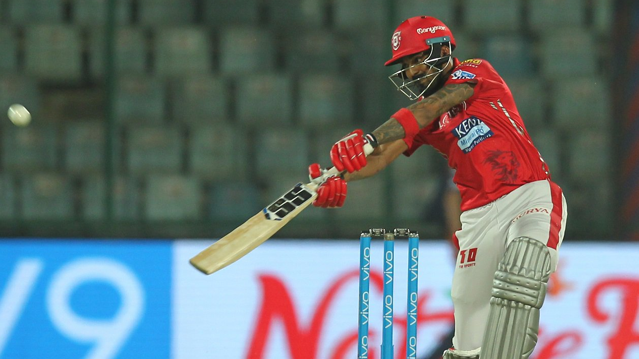 IPL 2018: Watch - KL Rahul gives away his trophy to the crowd at the Wankhede Stadium