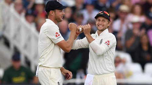 Joe Root backs Stuart Broad for Sri Lanka Test series
