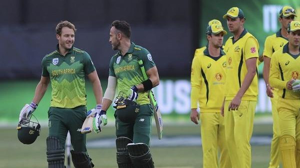 AUS vs SA 2018 : Only T20I - Statistical Preview