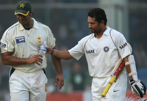 India and Pakistan didn't play a Test series in the last decade | Getty