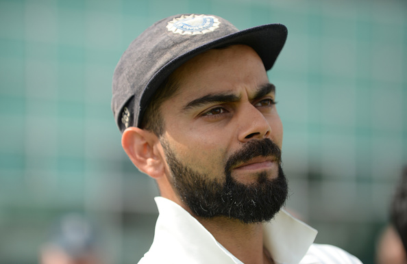 Indian captain Virat Kohli | Getty Images
