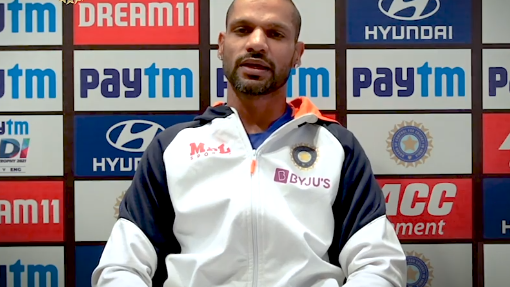 IND v ENG 2021: 'Kept myself positive when I was not playing T20Is', says Dhawan after India's win in 1st ODI