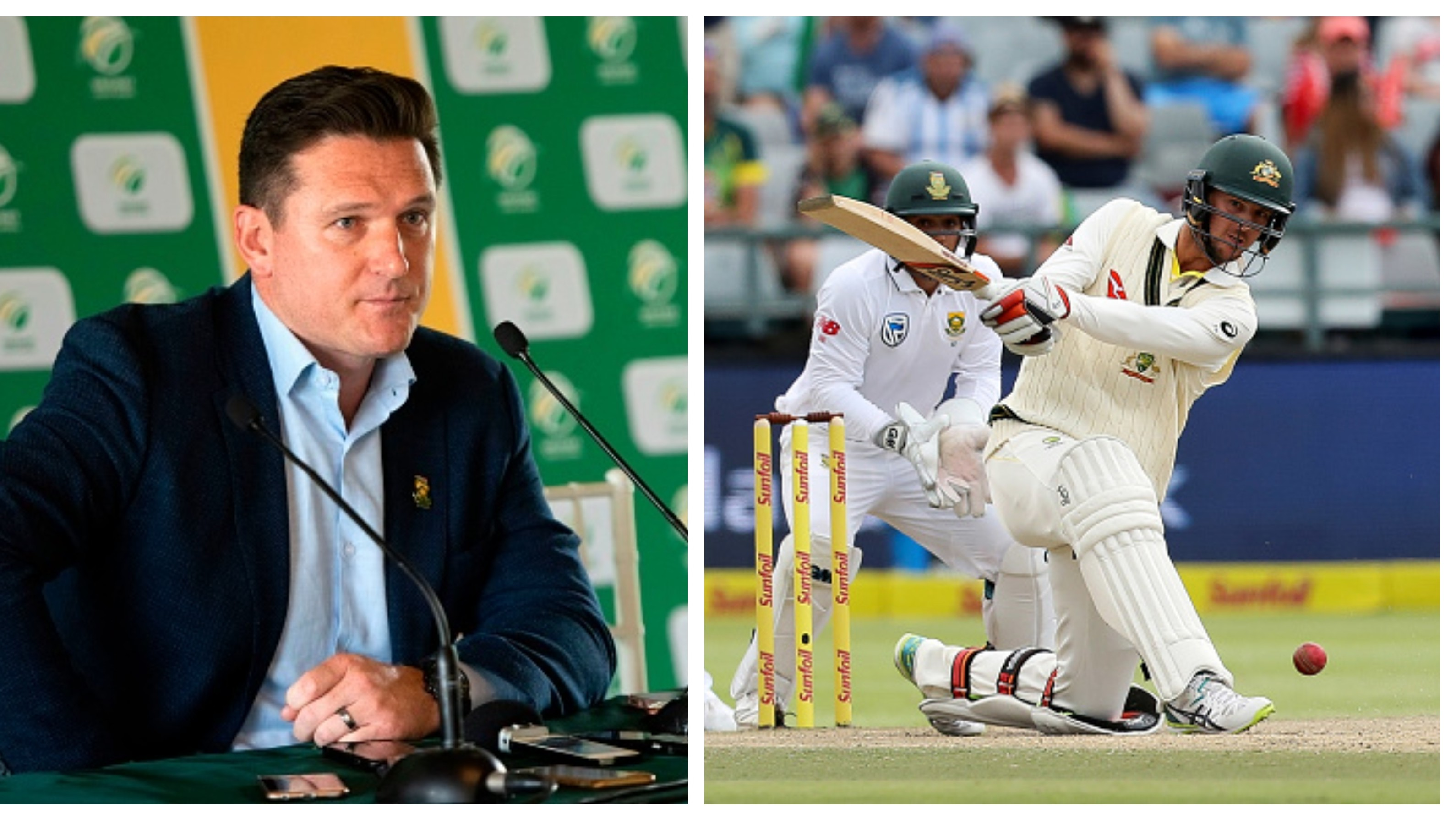 Graeme Smith hoping for return of crowds when South Africa host Australia