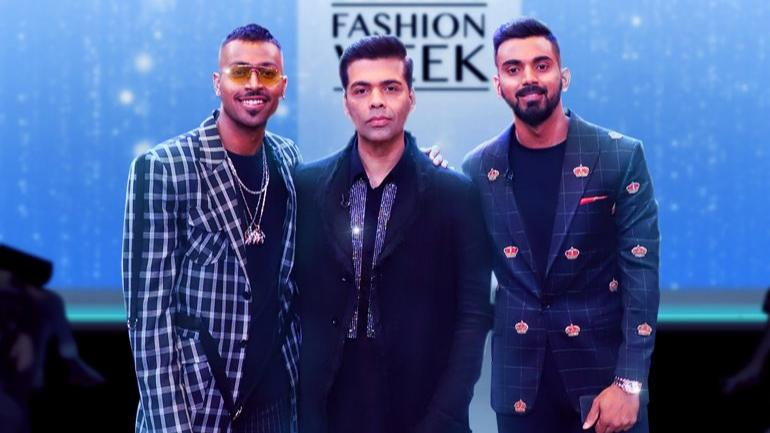 KL Rahul and Hardik Pandya appeared on Koffee with Karan show recently | Hotstar