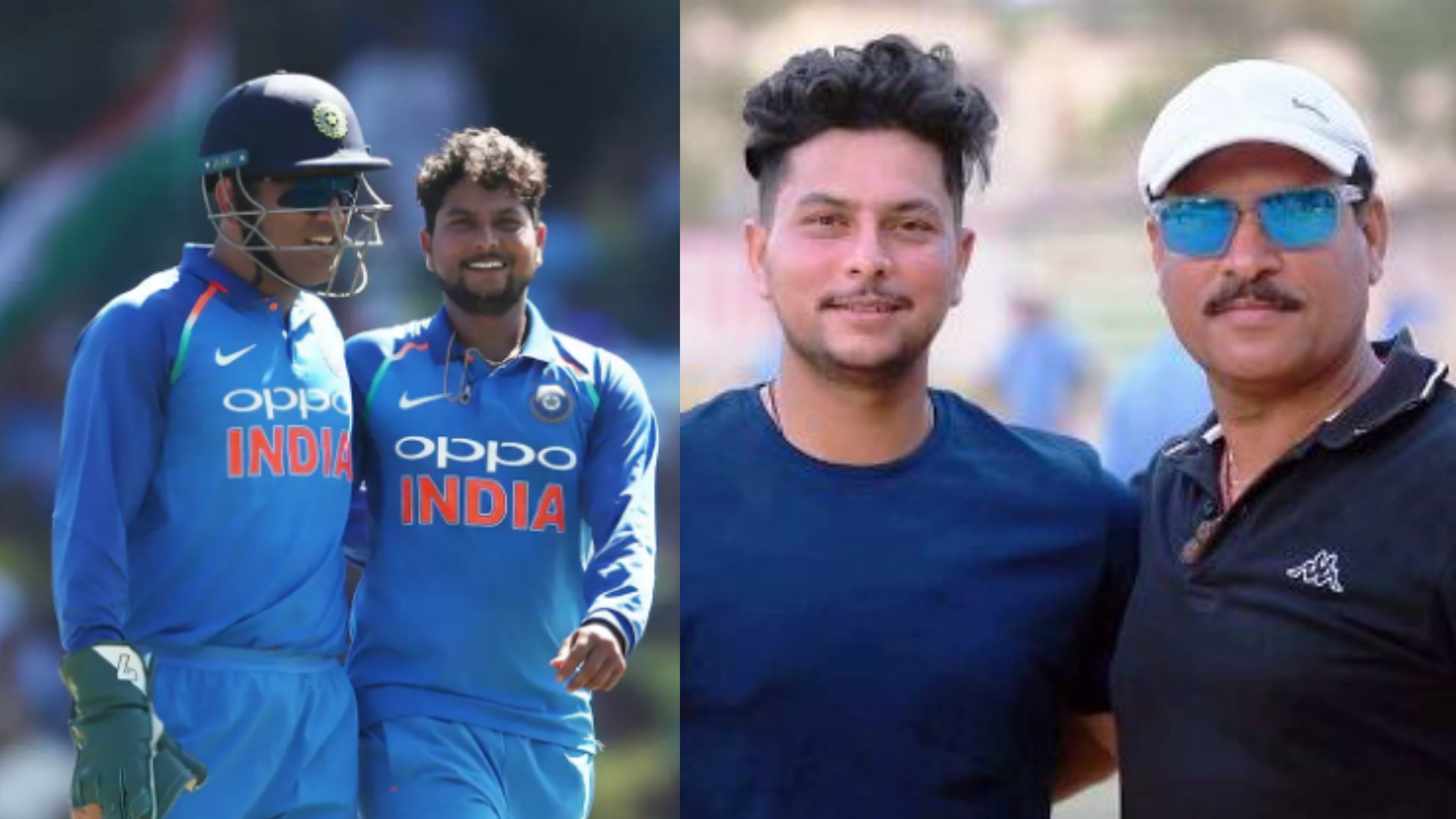 Never missed my coach while playing with MS Dhoni, says Kuldeep Yadav