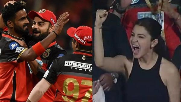 IPL 2018: Anushka Sharma reacts on Virat Kohli led RCB's win over KXIP