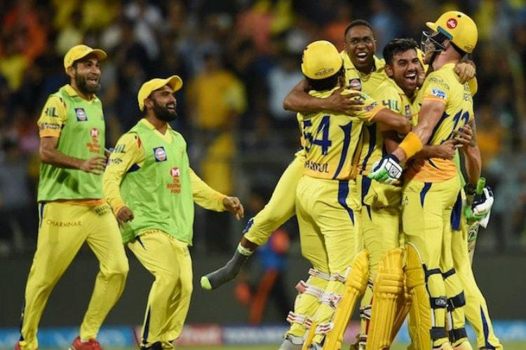 Plessis plays for CSK for the last five seasons | AFP