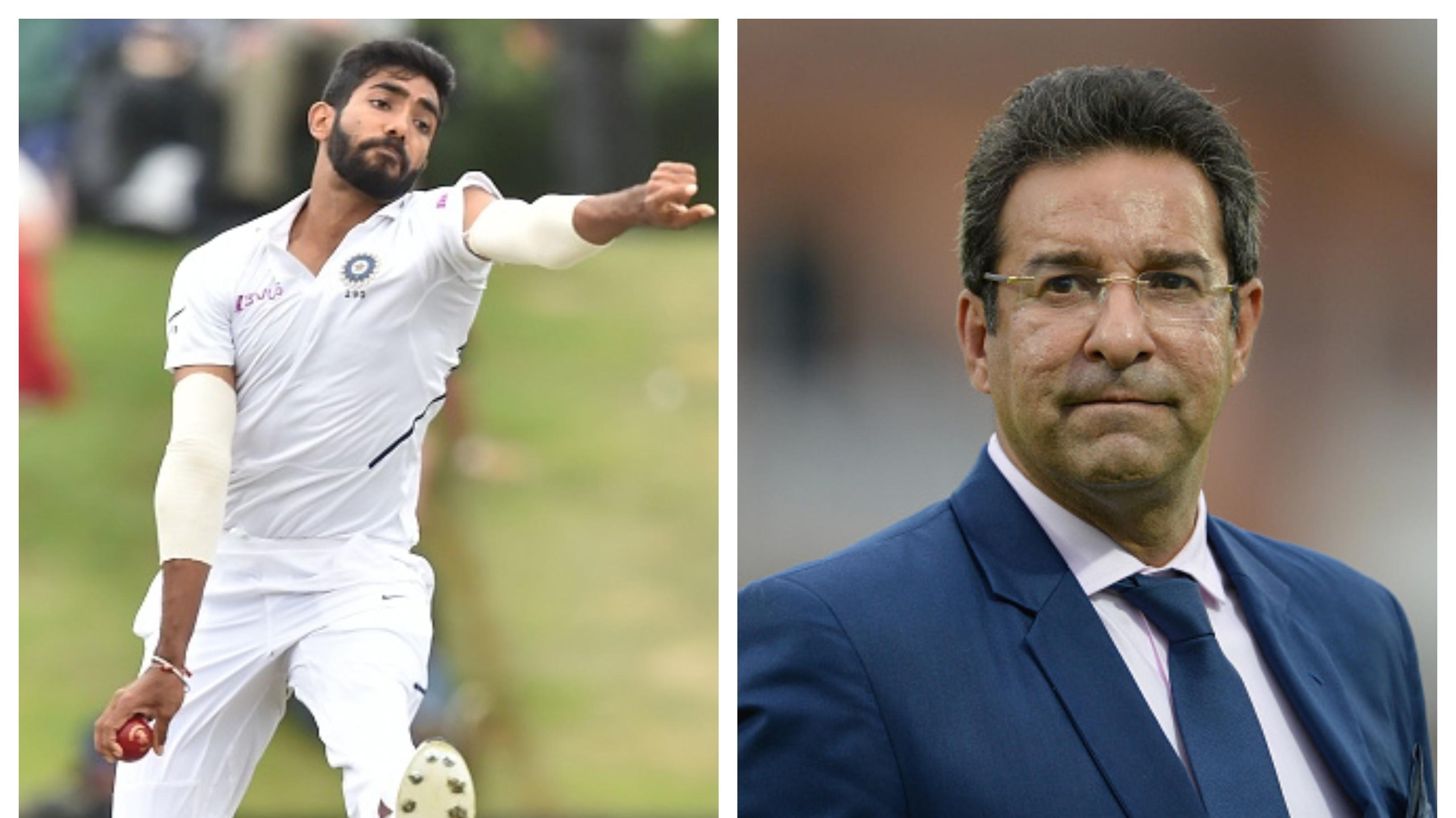 Wasim Akram warns Jasprit Bumrah to