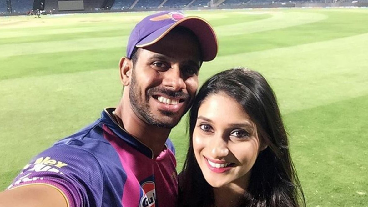 """How dare you,"" Manoj Tiwary's wife blasts a fan page for including his name in Team India Flop XI"