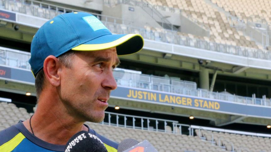 AUS v SA 2018: Justin Langer humbled by stadium honour at Perth