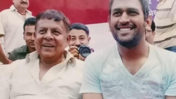 MS Dhoni's first-ever cricket club mentor recovering after being on ventilator support