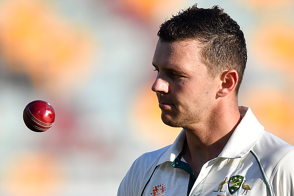 Josh Hazlewood | Getty