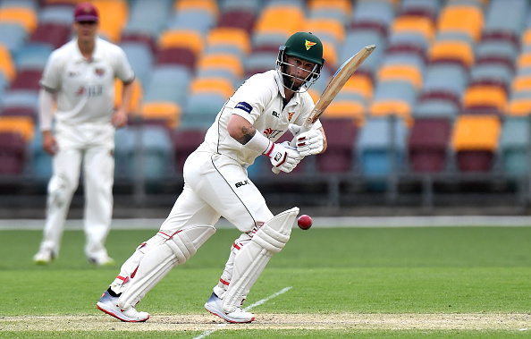 Wade is leading the run-chart in this Sheffield Shield season | Getty
