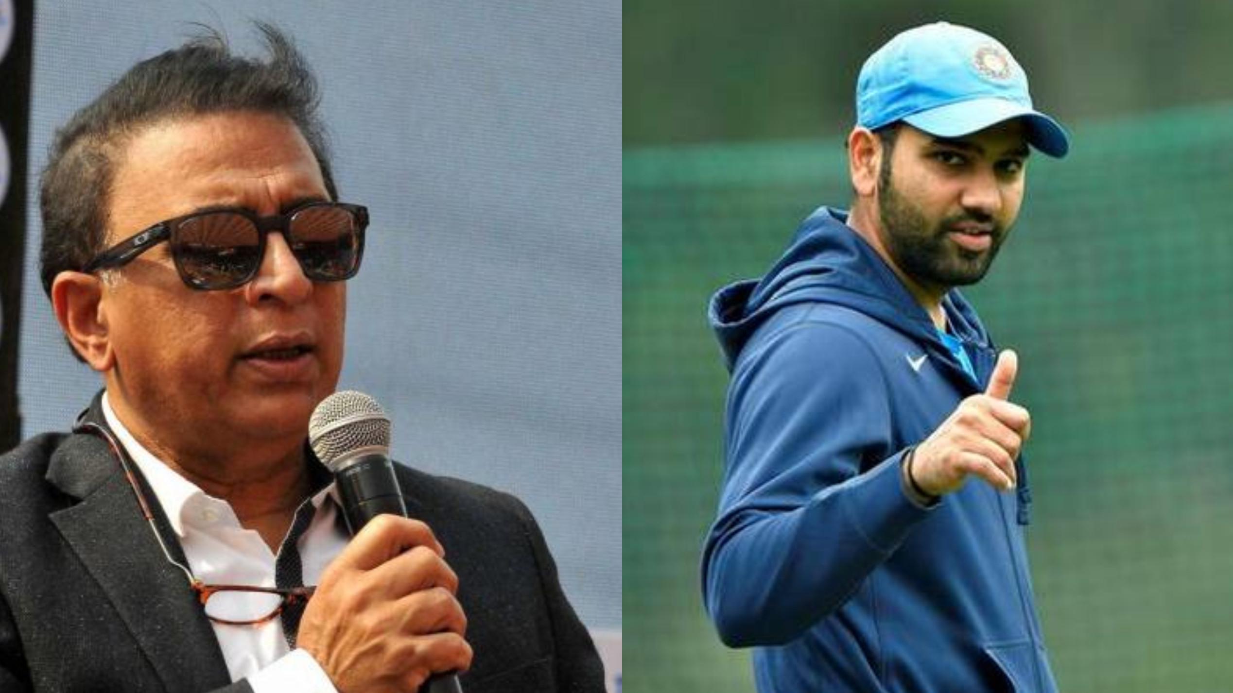 AUS v IND 2018-19: सुनील गावस्कर ने पहले टेस्ट के लिए टीम में रोहित शर्मा की बजाय इस युवा खिलाडी को शामिल करने पर दिया जोर