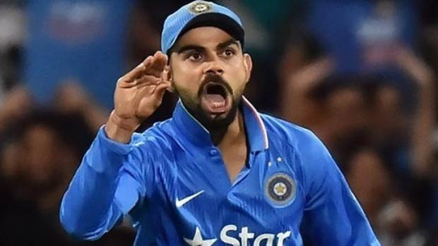 SA v IND 2018: Watch – Virat Kohli caught sledging Tabraiz Shamsi in Port Elizabeth ODI