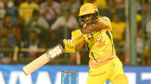IPL 2018: अंबाती रायुडू ने इस सीजन में अपने शानदार फॉर्म के पीछे के रहस्य का किया खुलासा