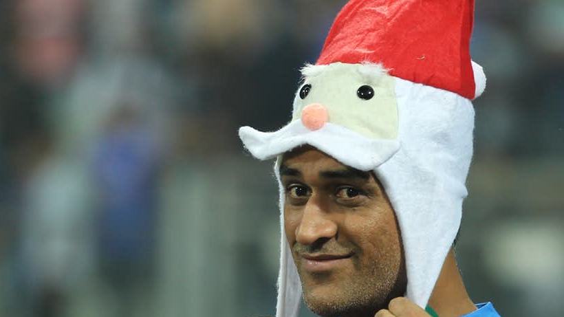 Watch: Who is that one person who knows all the secrets of MS Dhoni?