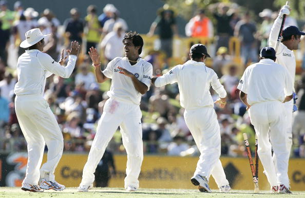 RP Singh picked a four-wicket haul and six wickets in the match | Getty
