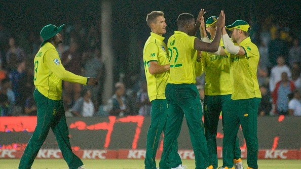 SA v ENG 2020: Proteas inch past England in thrilling East London T20I
