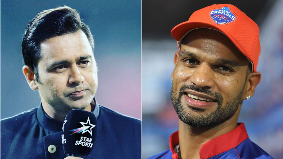 IPL 2021: No one will be able to snatch Orange Cap away from Shikhar Dhawan- Aakash Chopra