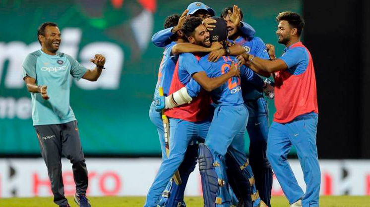 Rohit Sharma shares the best moment of Nidahas Trophy final