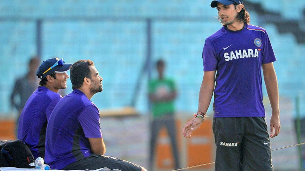 WATCH: Ishant Sharma recalls borrowing shoes from Zaheer Khan on the eve of his ODI debut