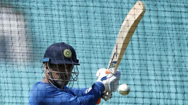 SA v IND 2018: MS Dhoni has a solid net session ahead of 1st ODI