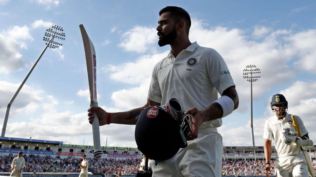 ENG vs IND 2018 : 1st Test, Day 2 - Statistical Highlights