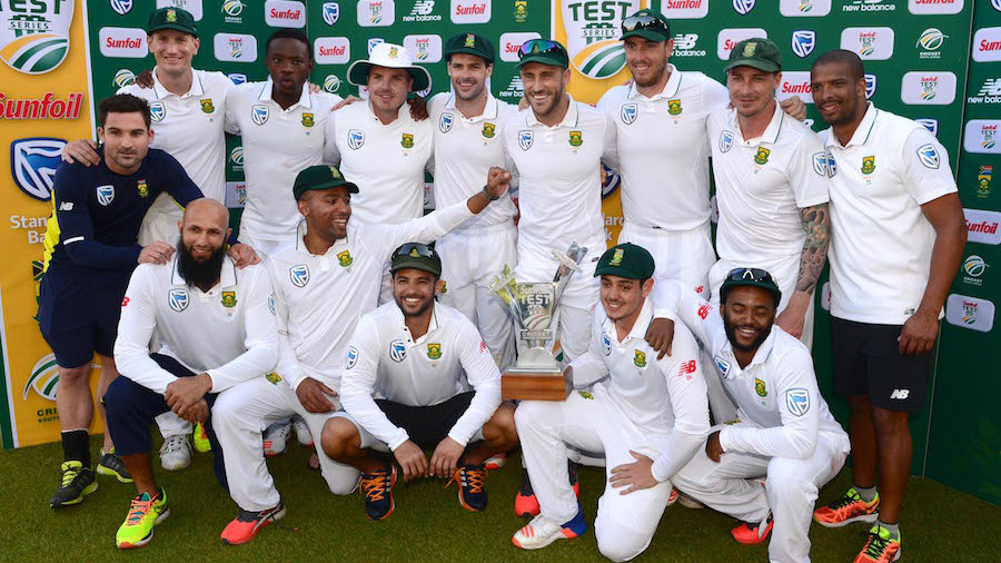 SA vs AUS 2018: Twitter hails South Africa's landmark series win