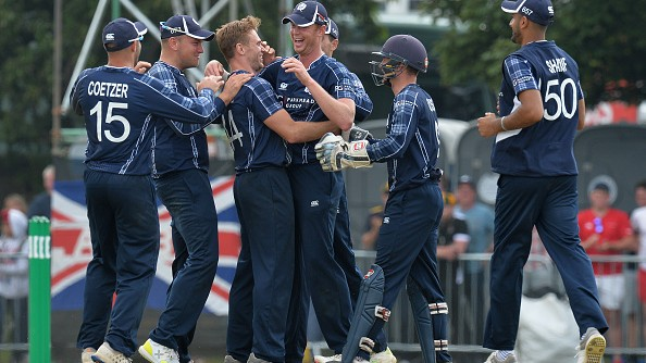 ICC T20 WCQ 2019: Richie Berrington, Safyaan Sharif power Scotland to 31-run victory over Kenya
