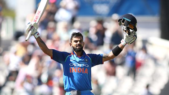 Virat Kohli named 'International Cricketer of the Year' at CEAT Cricket Ratings awards